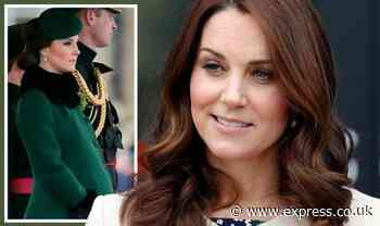 Kate Middleton's pregnancy was a 'concern' for Prince William as details were 'not hidden' - Express