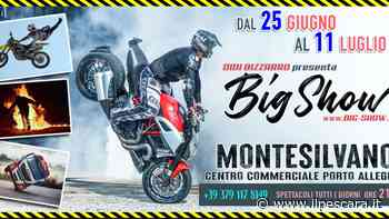 """""""Big show"""", a Montesilvano gli spettacoli dal vivo degli stuntmen di Cinecittà - IlPescara"""