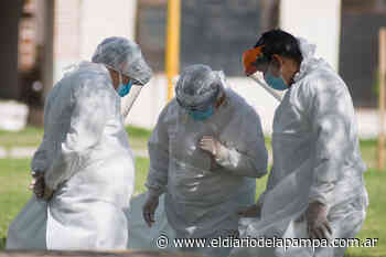 Coronavirus: tres muertes y 272 contagios en la provincia - El Diario de La Pampa