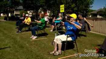 Calgary seniors celebrate 'fantastic' success of COVID-free care home
