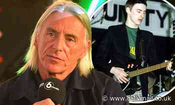 Paul Weller reflects on how he appreciates his job more compared to when he was younger