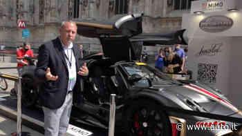Milano Monza Motor Show, la Pagani Imola - Auto.it