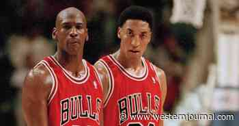 Was Pippen 'The Real Leader'? Former Bulls Great Appears to Take Shot at MJ to Help Sell Book