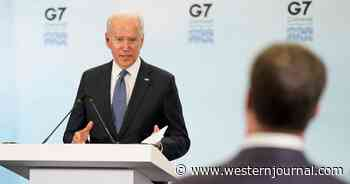 Biden Snaps, Gives Bizarre Answer to Reporter's Question: 'Give Me a Break,' 'Need Time'