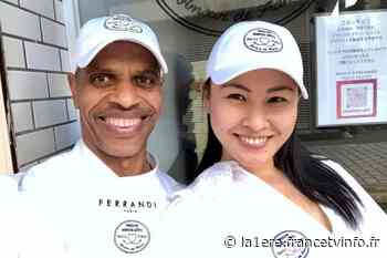 Le Martiniquais Arold Jandia-Saito et son épouse Miki ouvrent leur boulangerie française au Japon - Martinique la 1ère - Outre-mer la 1ère