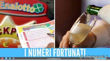 Acerra festeggia con il SuperEnalotto, indovina il '5' e vince 26mila euro - InterNapoli.it