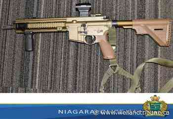 Man charged with firearm offence in Niagara Falls - WellandTribune.ca