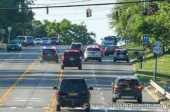 Falls man charged after cross-county chase - Niagara Gazette