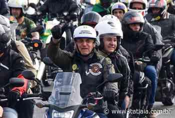 Motociata: Bolsonaro participa de ato com motociclistas em São Paulo - Rádio Itatiaia
