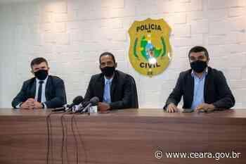 Polícia Civil desarticula grupo criminoso de Itaitinga e prende chefe que fugiu para São Paulo - Ceará