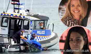 A murder mystery hitsHome and Away as a body washes up on Summer Bay