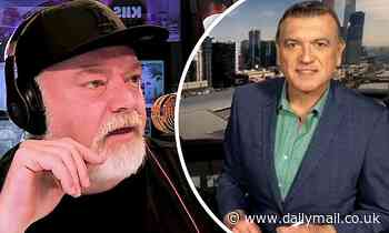 Kyle Sandilands blasts Peter Ford and for sharing story about Geoff Edelsten bribing wedding guests