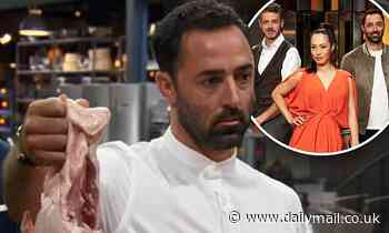 MasterChef judges Andy Allen and Jock Zonfrillo scold contestants over food wastage