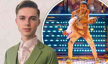 HRVY admits he's received racy messages from GRANDMOTHERS after reaching the Strictly final