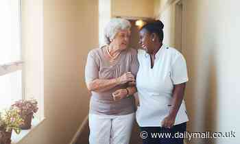 Liberty at last for care home residents as change in isolation rule means more family visits