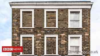 The 'visual beauty' of bricked-up windows