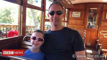 Christian Eriksen: Dad back playing football after cardiac arrest