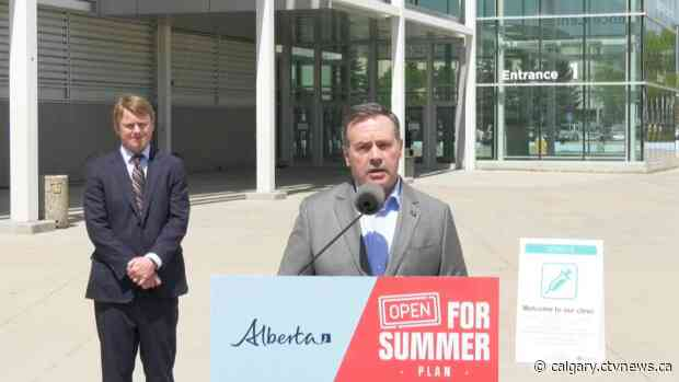 COVID-19 threat will remain long after Stage 3 starts: Kenney