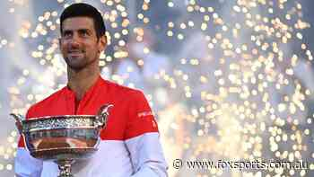 Tennis' biggest debate reignited after Djoker's epic 52-year first
