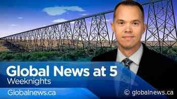 Global News at 5 Lethbridge: June 14