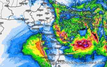 'Low' in Bay signals more rain for East India, West Coast - The Hindu BusinessLine