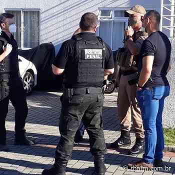 Polícia Militar realizou Operação Saturação no bairro Corticeira, em Guaramirim - RBN 94,3 FM - RBN FM