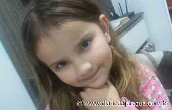 Luto: Menina Evilyn, de 5 anos, será velada em Guaramirim - Diário da Jaraguá