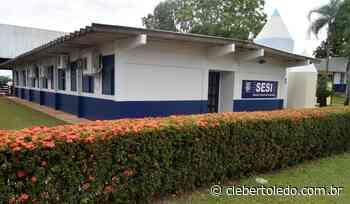 Escola Sesi comemora aprovação no vestibular de alunos e egressos em Gurupi - Cleber Toledo