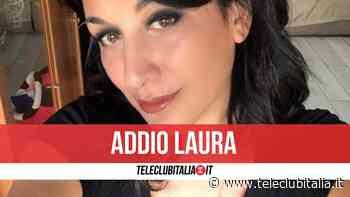 """Lutto a Casagiove e Caserta per Laura. Il marito: """"Mi consola saperti non più sofferente"""" - Teleclubitalia.it"""