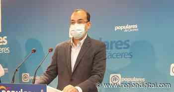 El PP pedirá en el Pleno del Ayuntamiento de Cáceres una bajada de impuestos - Región Digital