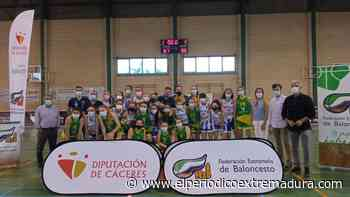 ADC y Miralvalle se llevan el Trofeo Diputación de Cáceres - El Periódico de Extremadura