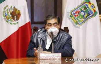 Video desde Puebla: Gobernador Barbosa acusó a la gente de Raciel López de corrupción en el penal de San Miguel - desdepuebla.com - DesdePuebla