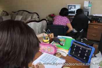 Clases a distancia en Puebla no dejaron resultados satisfactorios: Barbosa - Puebla - - La Jornada de Oriente