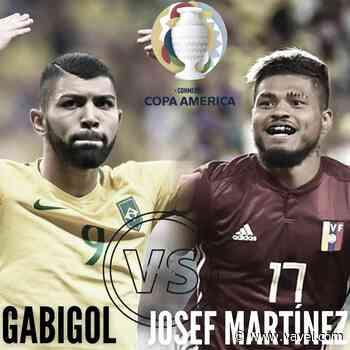 Cara a cara: Gabriel Barbosa vs Josef Martínez - VAVEL.com
