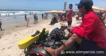 Estiman unos 8 mil bañistas en playas de Rosarito este sábado - FRONTERA.INFO
