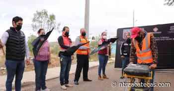 Inicia ampliación de drenaje y alcantarillado en la calle Fresno - NTR Zacatecas .com