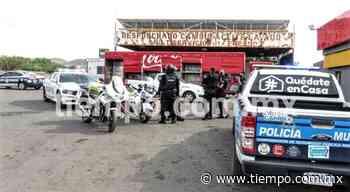 Viajaba en auto con reporte de robo; lo arrestan por El Fresno - El Tiempo de México