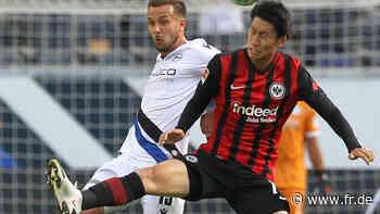 Eintracht Frankfurt stellt Kamada und Ndicka ins Schaufenster - fr.de