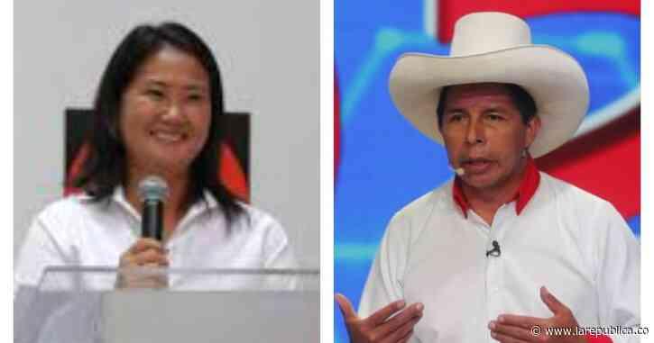 Perú dilata el anuncio del ganador: Castillo sigue arriba y Fujimori pide auditoría - La República