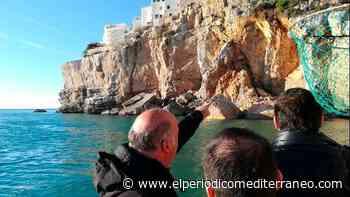 El Gobierno 'pasa' del tómbolo que sustenta el castillo de Peñíscola - El Periódico Mediterráneo