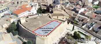 El Ayuntamiento de Caudete prepara nuevas excavaciones arqueológicas en el Castillo - Caudete Digital