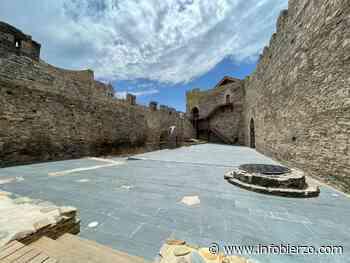 Un paseo por el interior del 'nuevo' Castillo Viejo de Ponferrada - Infobierzo.com