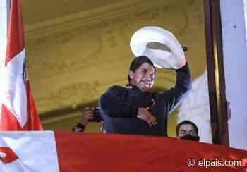 Pedro Castillo: el Perú que tiene en mente el vencedor en las urnas - EL PAÍS