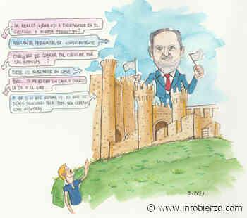 La VIÑETA semanal / Ábalos del castillo y el contribuyente - Infobierzo.com
