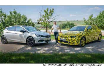Opel Astra L (2022): Erste Fahrt in Opels neuem Kompakten - auto motor und sport