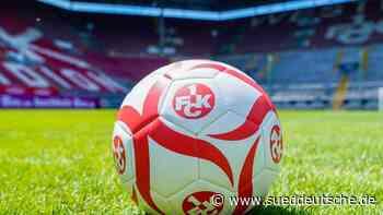 Südwest-Verband meldet 1. FC Kaiserslautern für DFB-Pokal - Süddeutsche Zeitung - SZ.de