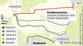 Verkehr in Blaubeuren: Alternativen zur Sonderbucher Steige vorgestellt - SWP