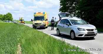 Blaubeuren: Radfahrer übersieht Auto und wird schwer verletzt - DONAU 3 FM
