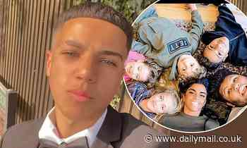 Junior Andre, 16, admits he doesn't want anymore siblings despite his mum Katie Price's IVF plans