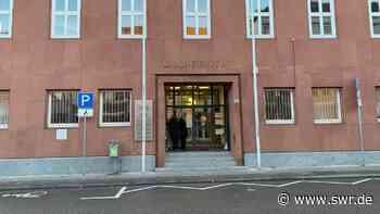 Urteil im Revisionsprozess wegen Hammer-Angriff am Landgericht Frankenthal - SWR